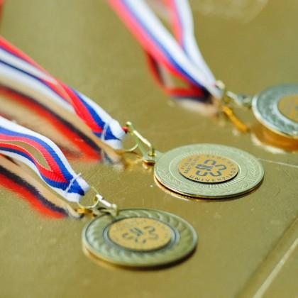 Medaily udeľované počas Univerziády 2012 na pôde Fakulty telesnej výchovy a športu, Sobota, 23.6.2012, Bratislava
