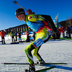 Stíhacie preteky v biatlone Zimné Olympíjske hry mládeže 2012