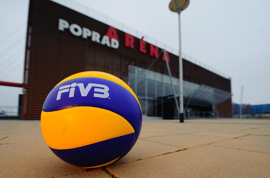 Olympíjska predkvalifikácia vo volejbale Poprad 2011