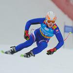 Superobrovský slalom prvého dňa ZOH mládeže Innsbruck 2012
