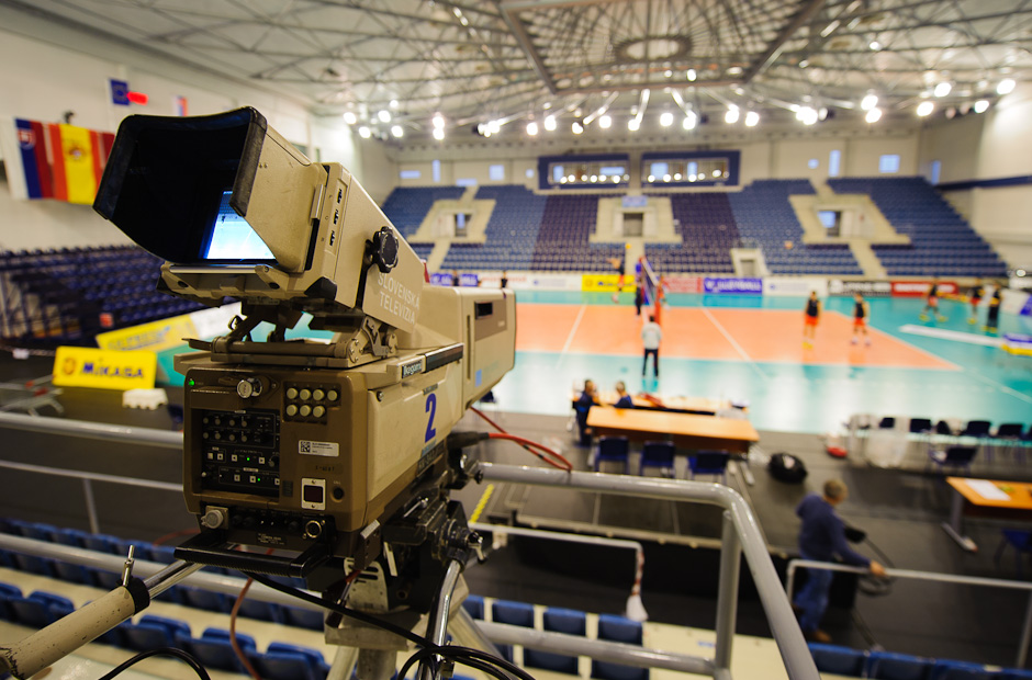 Prvý semifinálový zápas Olympíjskeho predkvalifikačného turnaja v Poprade bude v priamom prenose vysielaný na STV 2 25.11.2011 o 18:00
