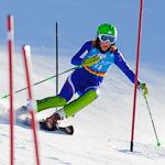 Petra Vlhová 4. miesto v superkombinácii Zimné Olympíjske hry mládeže Innsbruck 2012